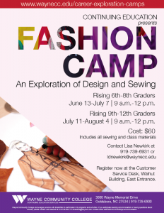 linked PDF Fashion Camp