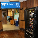 Admissions and Financial Aid Temporary Relocation to Student Lounge