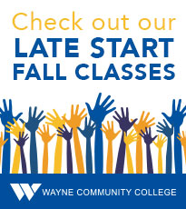Late Start Fall Classes
