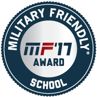 WCC Named Military Friendly® School
