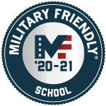 Military Friendly School 20-21