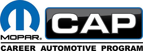MOPAR CAP logo image.
