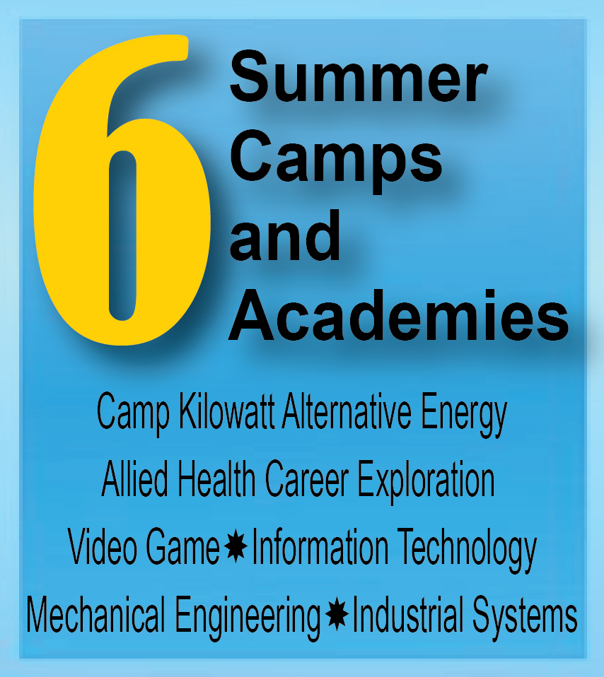 Six Camps and Academies This Summer