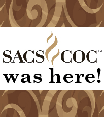 SACSCOC Team Visits Campus