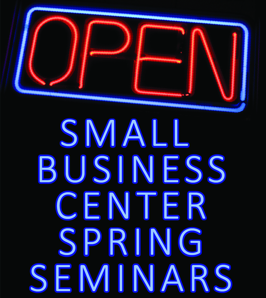 Spring Small Business Seminars