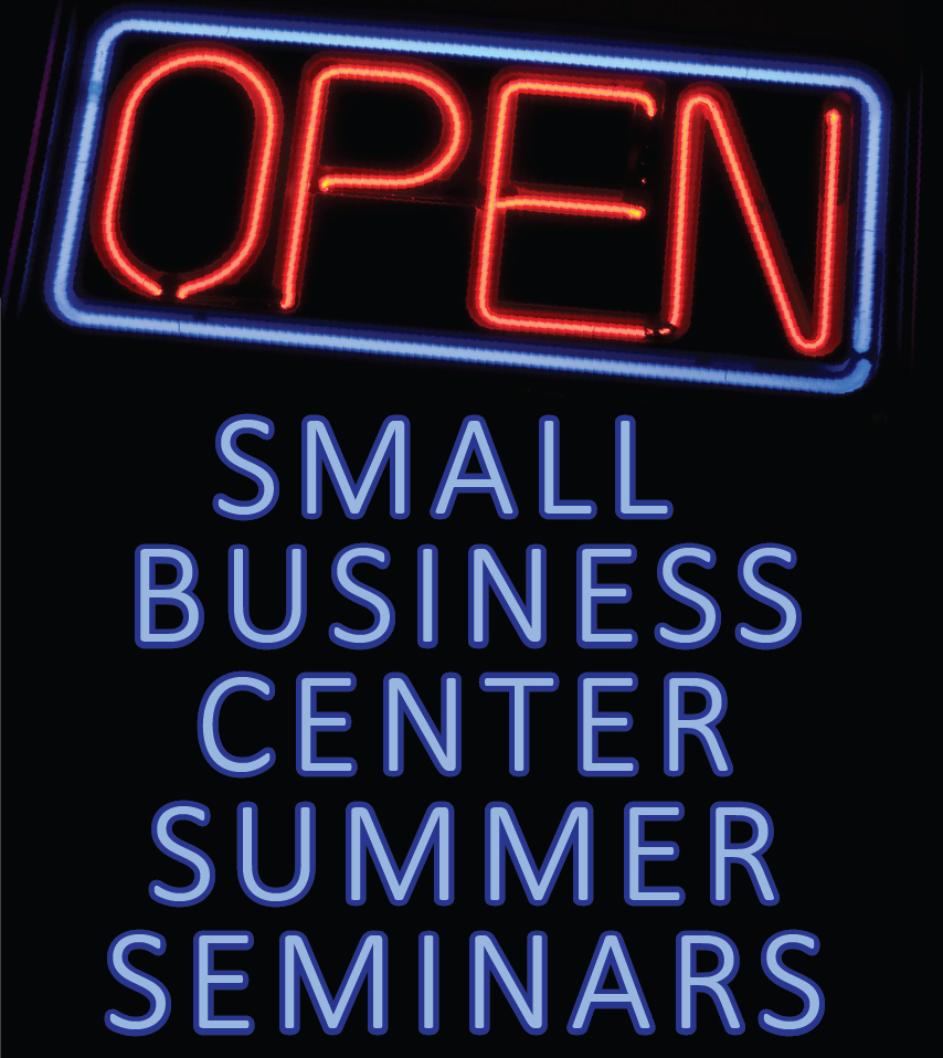 Summer Small Business Seminars