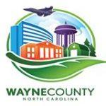logo for County of Wayne, NC