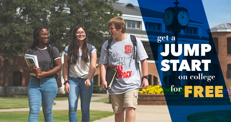 Career and College Promise header image.