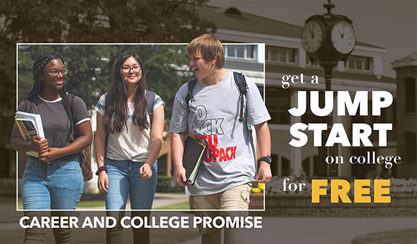 Career and College Promise banner