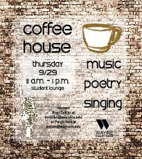 Coffee House Events