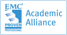 image of emc academic alliance logo