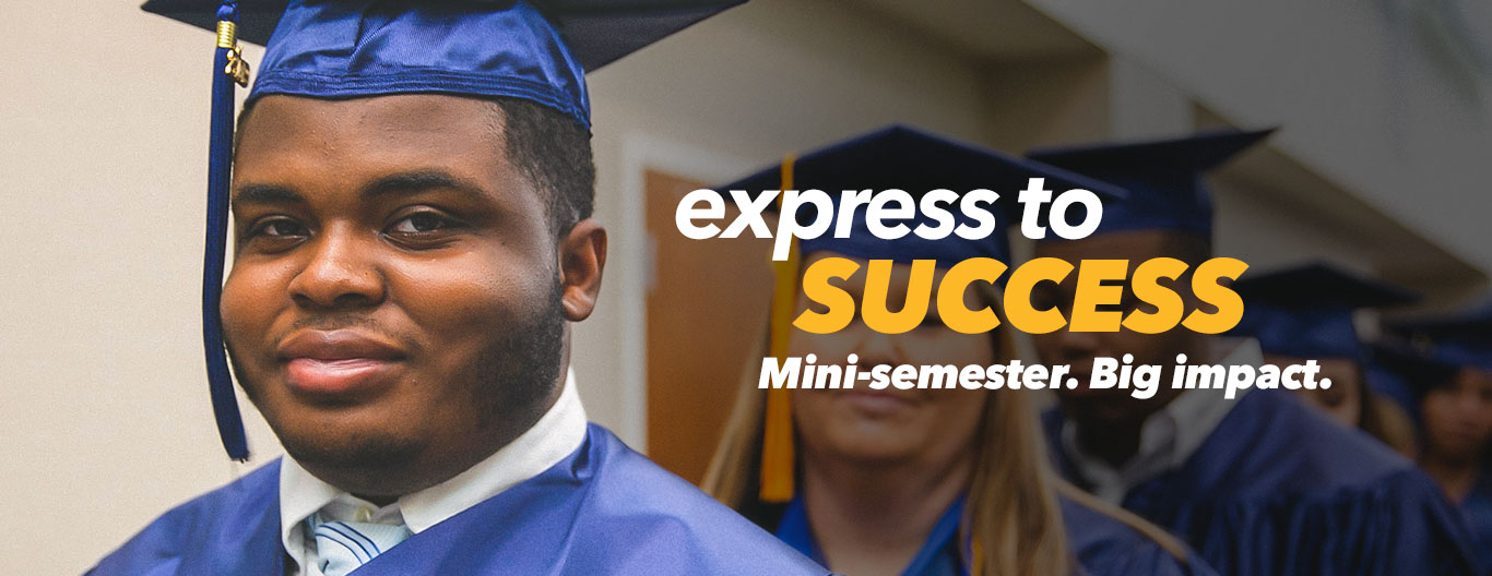 Express to Success banner