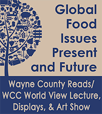 Food To Be Focus of Talk, Reading Program