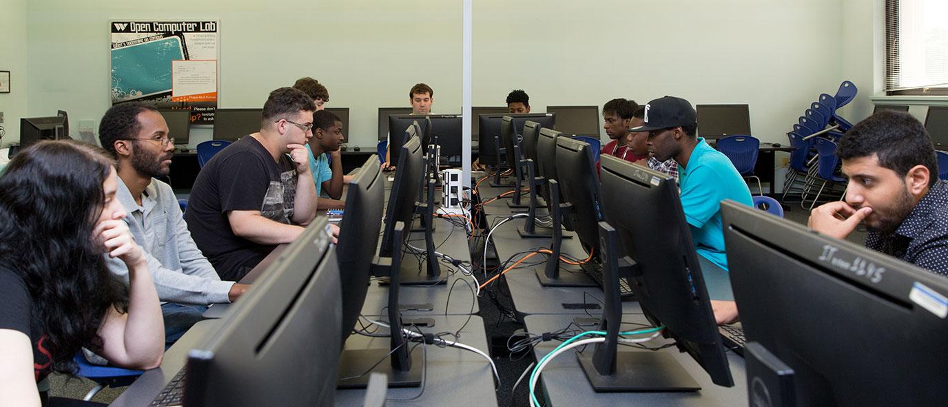 open computer lab wayne community college goldsboro nc