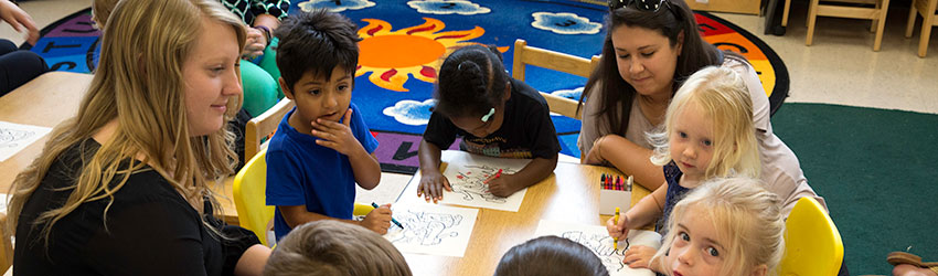 Early Childhood Education - Wayne Community College ...