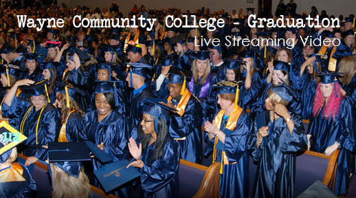 Graduation Video Live Streaming