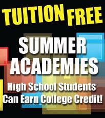 2016 Summer Academies