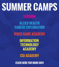 2016 Career Exploration Camps