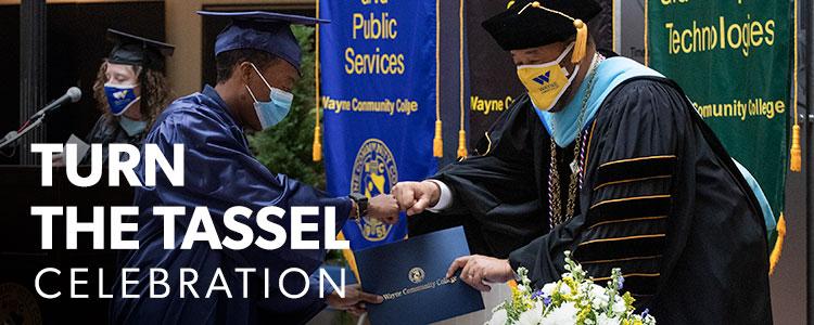 Turn the Tassel banner image.