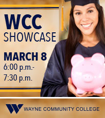 WCC Career and College Promise Showcase